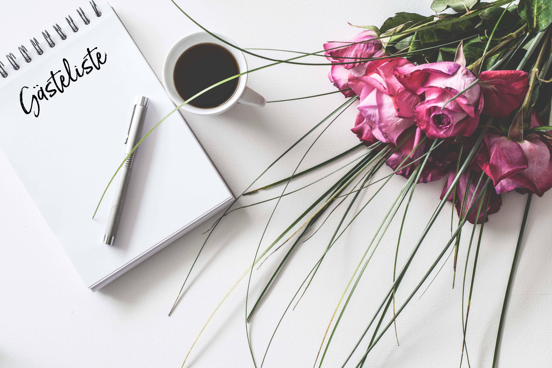 Glücksjournal - Timeline Hochzeitspapeterie