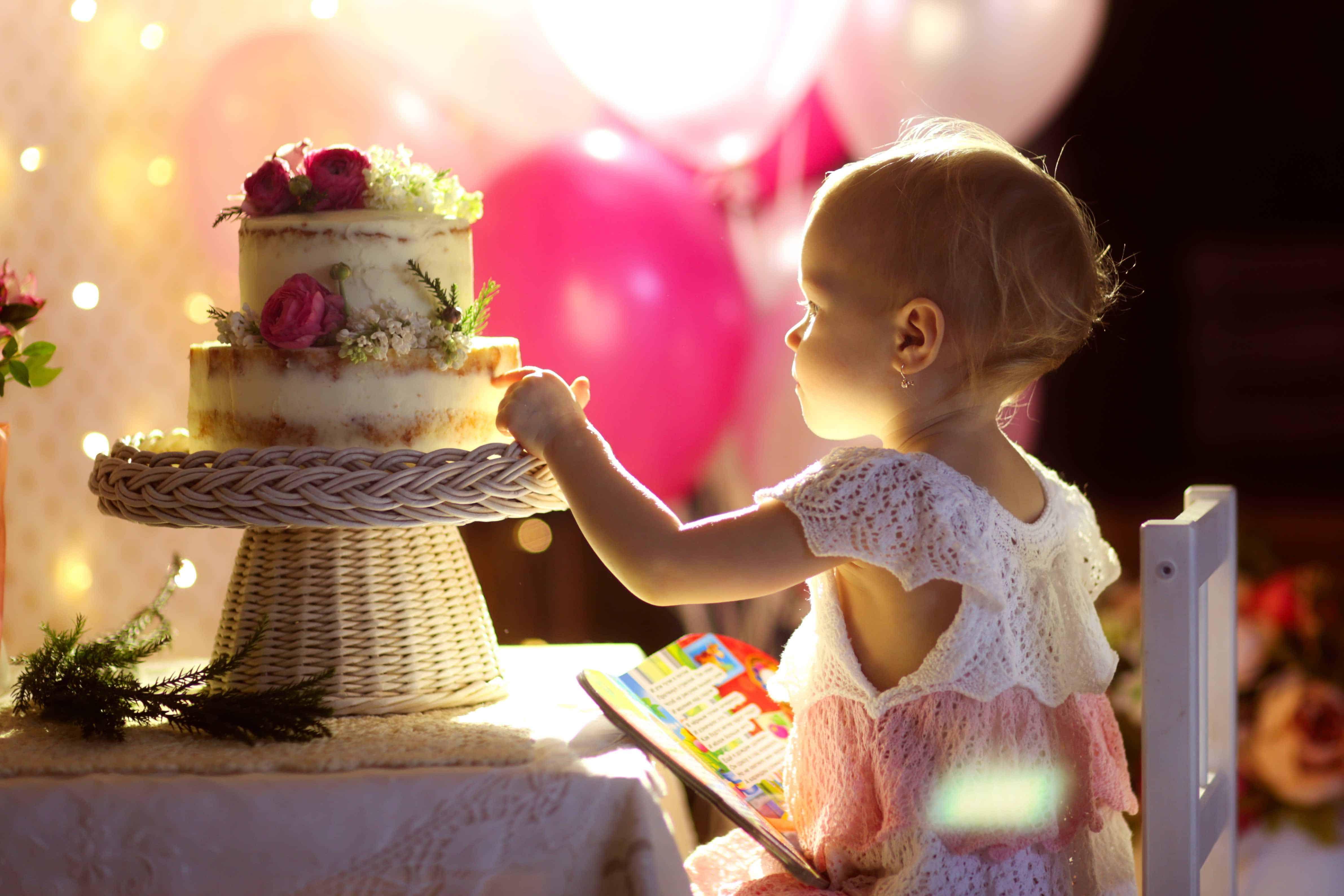 Eventdesign Baby und Kind