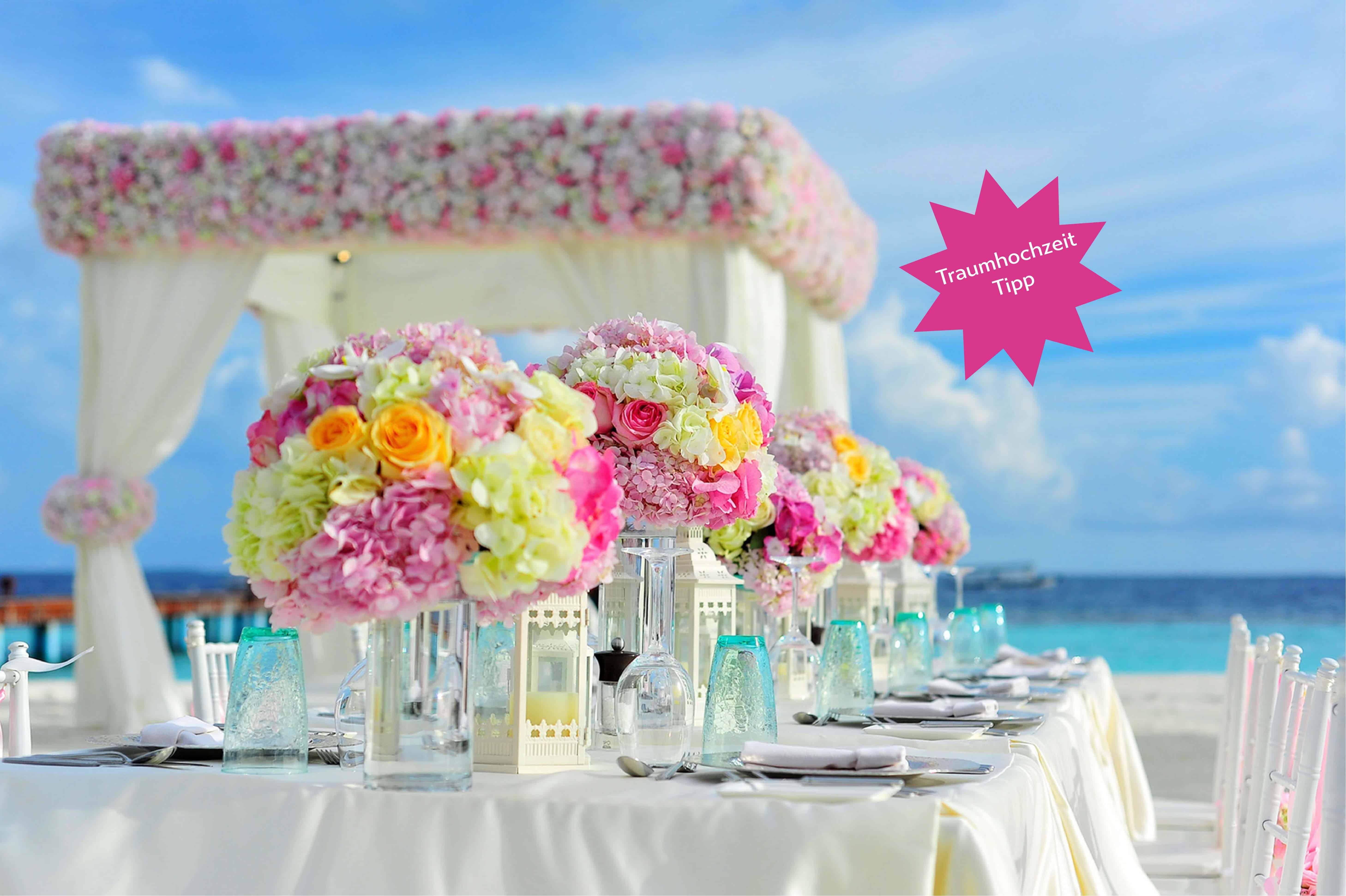 Hochzeitsdesign Traumhochzeit Premiumpaket