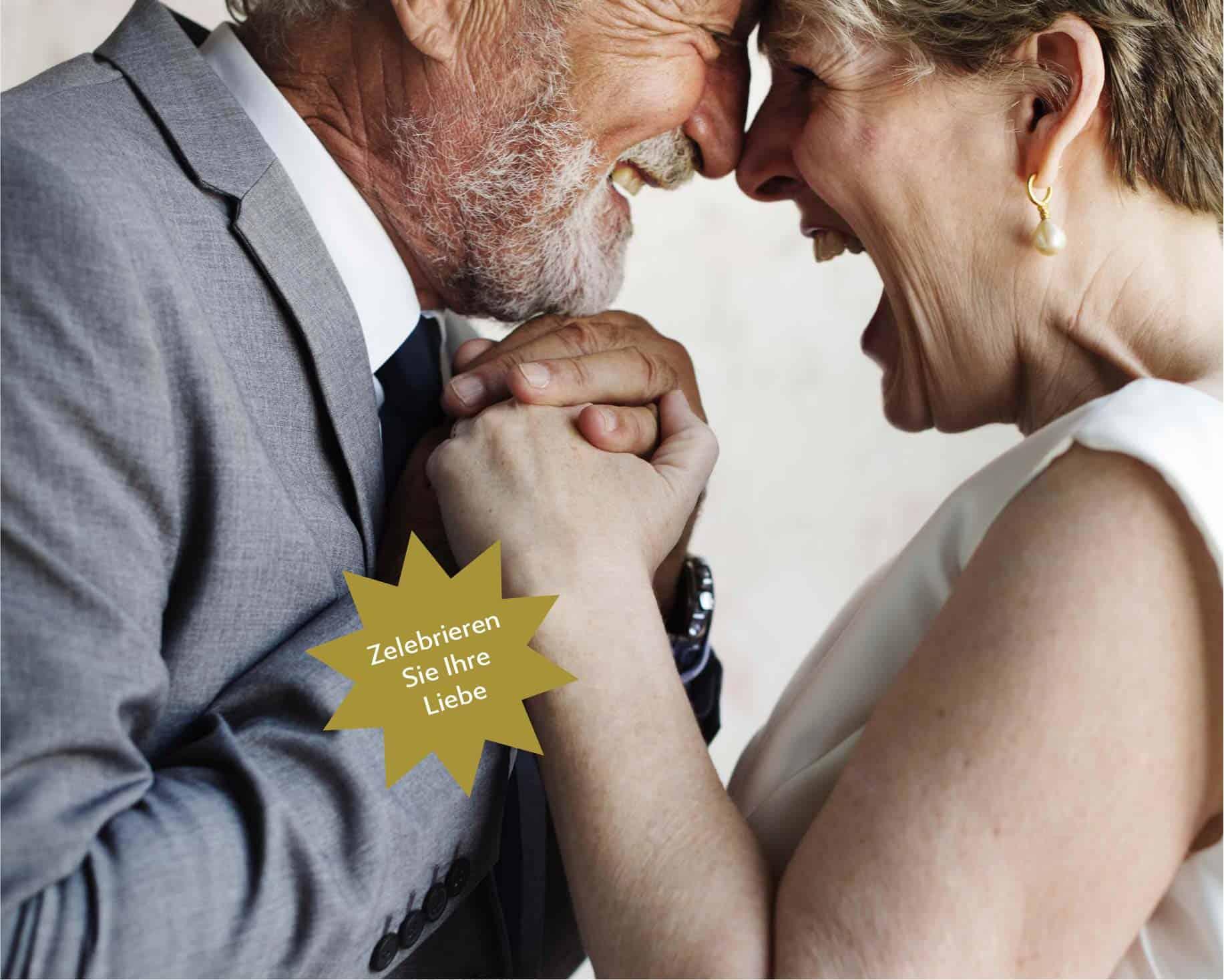 Hochzeitsjubiläum Goldene Hochzeit Silberne Hochzeit