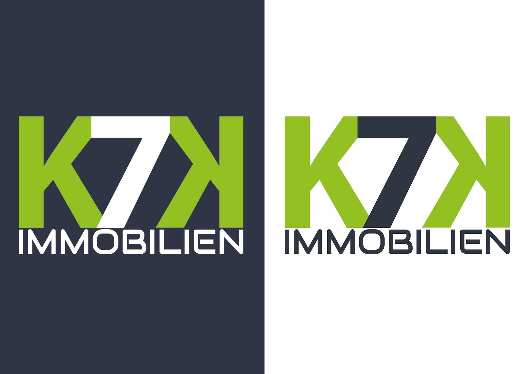 K7K Immobilien Logodesign