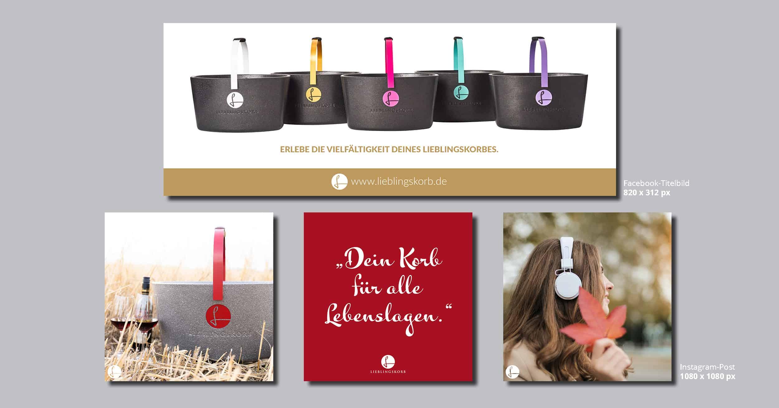 Neckarglück X Lieblingskorb