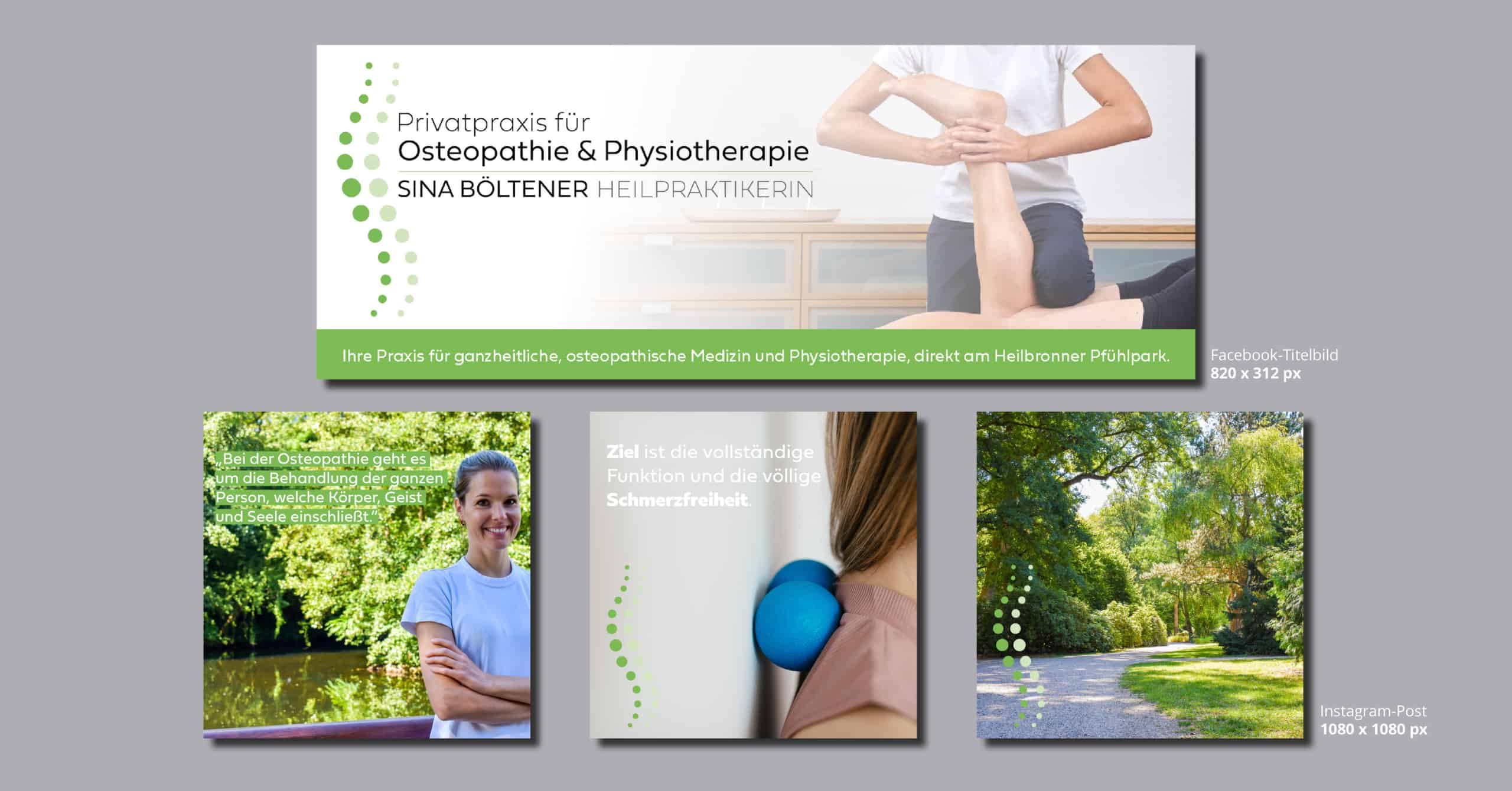 Neckarglück Heilbronn X Osteopathie und Physiotherapie Heilbronn